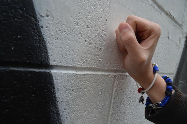 R2D2 Minimalist White bracelet with Anakin's Cuff