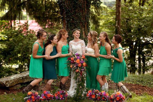 58 Best Images About Green Wedding Ideas On Pinterest