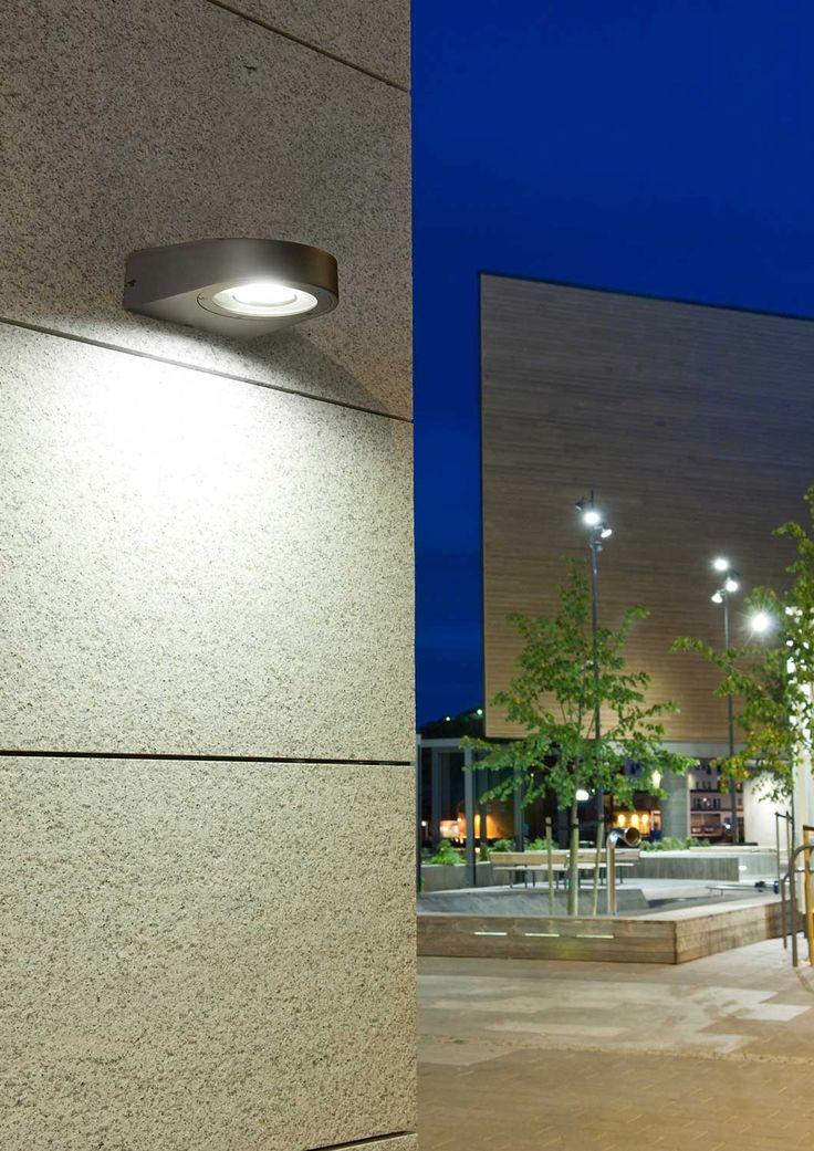 SG Armaturen – AERO GRAFITT 3000 LED buitenverlichting