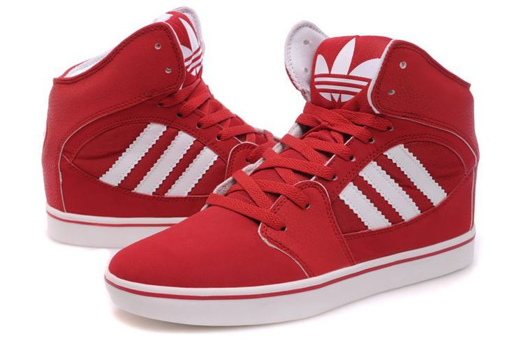 boys red adidas shoes - Helvetiq