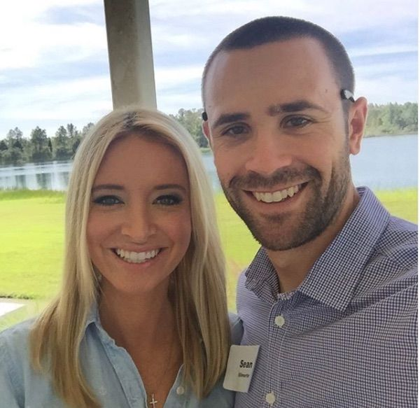 Sean Gilmartin Have You Met Sean Gilmartin He Is The Husband Of Kayleigh Mcenany The New White House Press Secretar In 2020 Kayleigh Mcenany Sarah Huckabee Huckabee