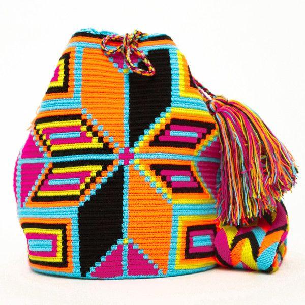 WAYUU TRIBE - Wayuu Mochila Bags   Free Shipping - USA   Global