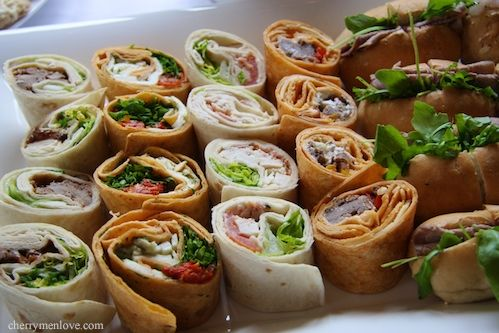 179 Best Images About Catering Lunch Ideas Pictures On