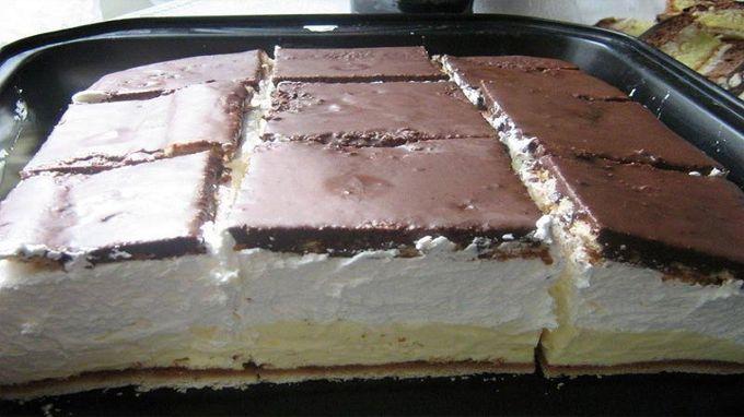 Domáci krémový dezert s čokoládou a famóznou chuťou! - Báječná vareška