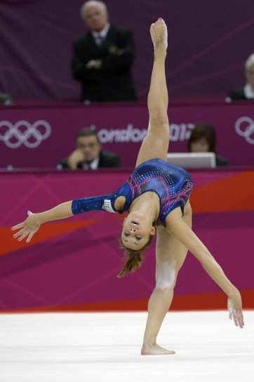 Vanessa Ferrari: Floor Gold Medal!