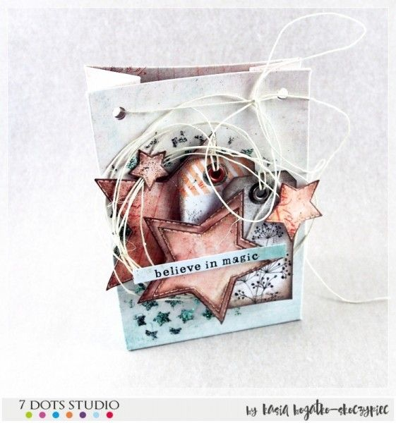 Gift bag by Kasia Bogatko