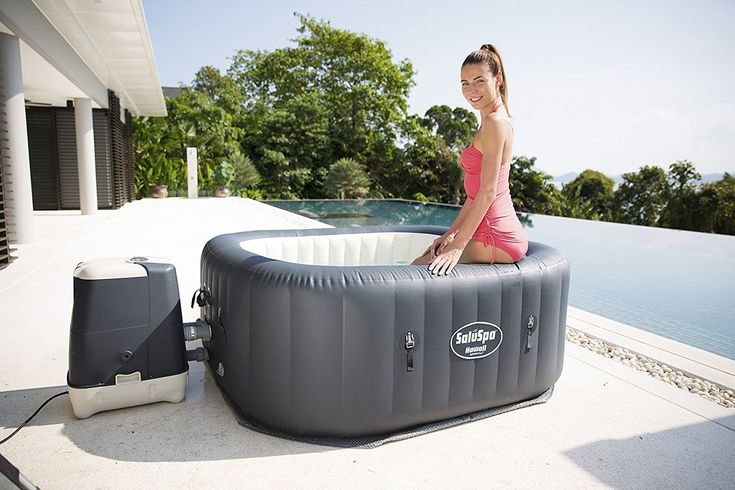 Top 10 Best Inflatable Hot Tubs In 2019 Reviews Amp Buying