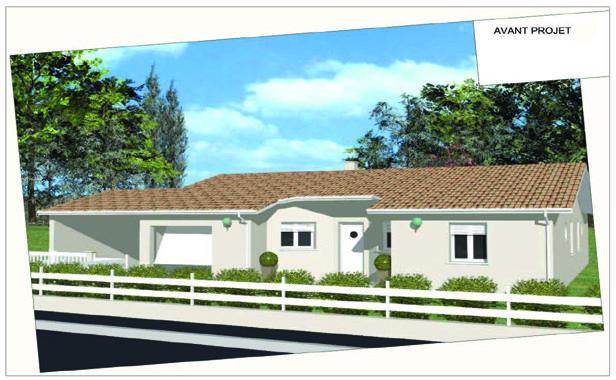 Clairlande: constructeur maison Gironde (33) - Nos modèles de maisons - Nos modèles de maisons - maisons-sur-mesure