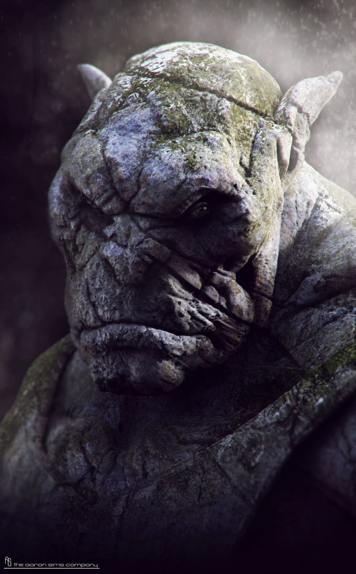 The Bradbury Institute is guarded by stone gargoyles who come to life when the institute is attacked.