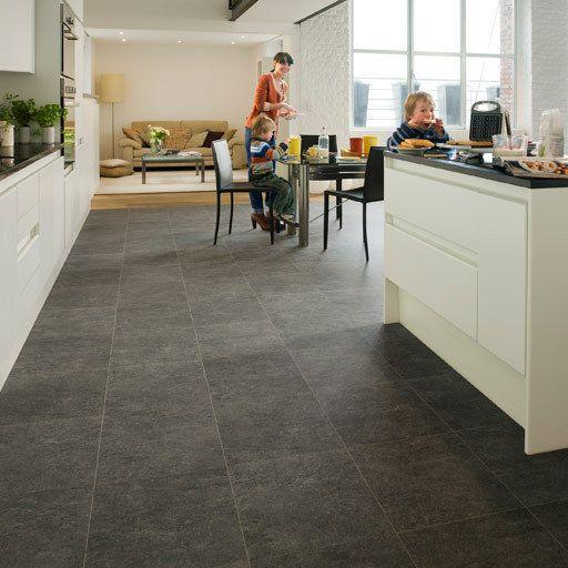 QuickStep Exquisa Slate Dark Laminate Flooring 8 mm, QuickStep Laminates - Wood Flooring Centre