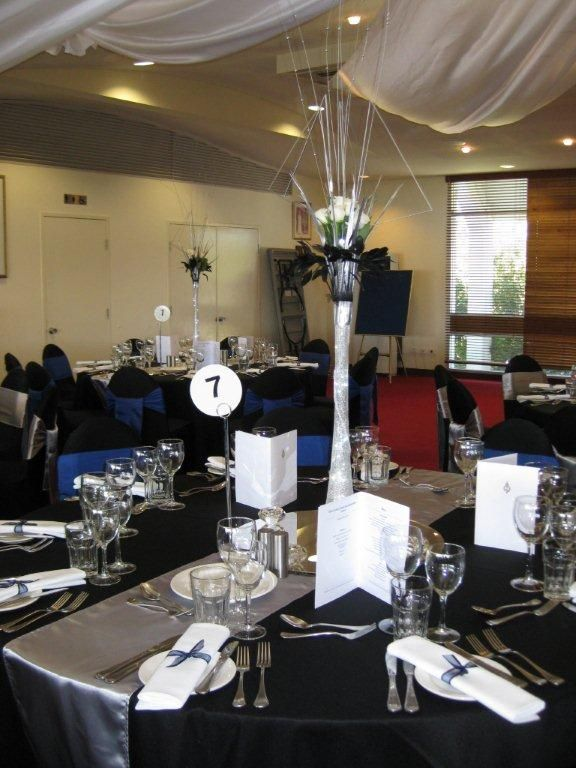 Customize your corporate event through your centerpieces