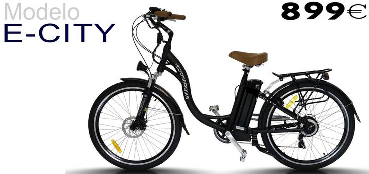 Una bicicleta eléctrica a un precio sorprendente!!!!  #bicicleta #electrica #bicicletaelectrica #ebike