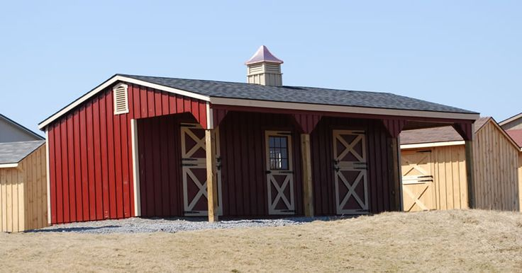 26 best images about shed ideas on pinterest tool sheds for Luxury barn plans