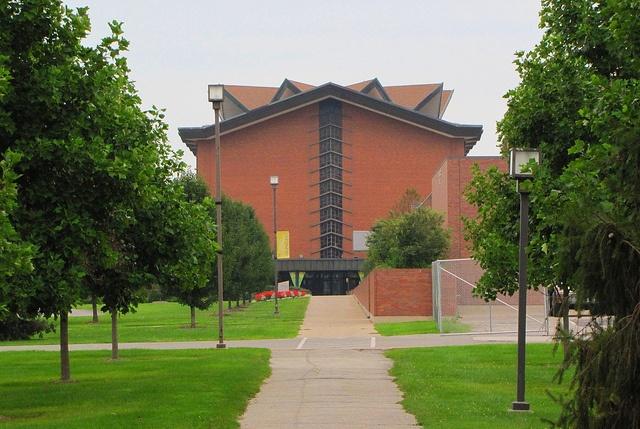 Valparaiso University in Indiana