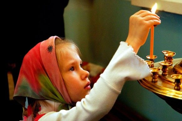 This is an EXCELLENT article about Family Life in an Orthodox Rhythm - especially during Lent!