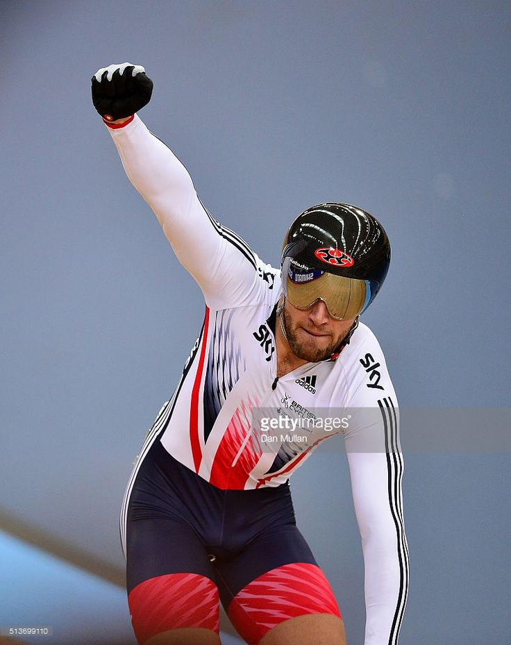 Callum Skinner - Cycling. Men's Track.