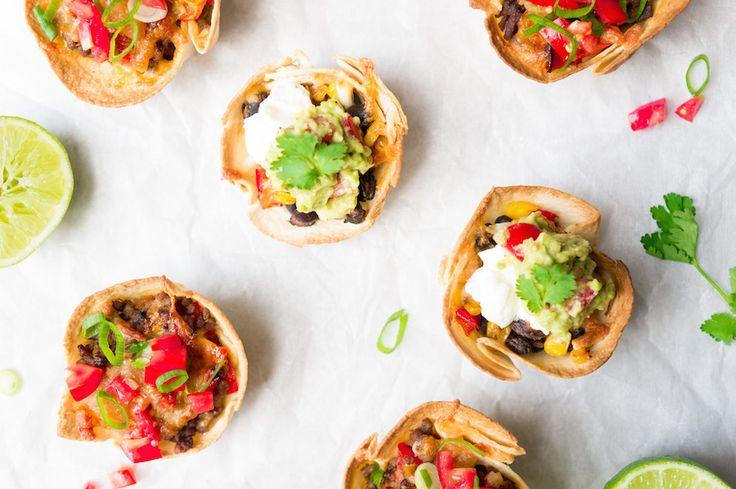 Culy Homemade: knapperige taco cups met gehakt (óf vega!)