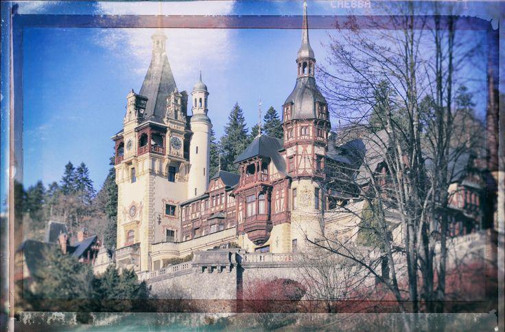 Castle Peles, Sinaia, Romania