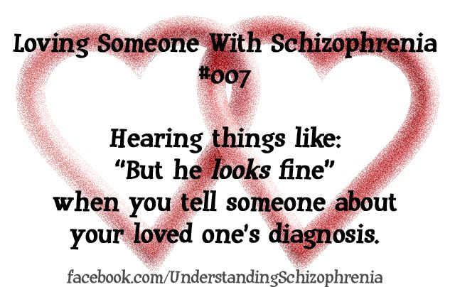 Loving Someone Living With Schizophrenia #007