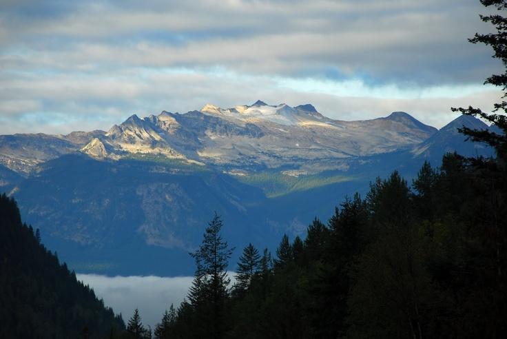 Valhalla Provincial Park in Slocan Valley