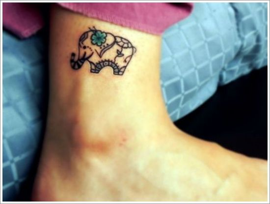 Elephant Good Luck Quote: 25+ Best Ideas About Tiny Elephant Tattoo On Pinterest