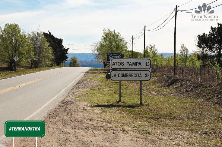 Mate en mano, ventanilla baja y a disfrutar estos 33Km hacia la mágica Cumbrecita. Cabañas Terra Nostra La Cumbrecita en Córdoba #TerraNostra #Travel #Trip #Argentina #Cordoba #LaCumbrecita #Pin #Cabañas #Facebook -->> bit.ly/TerraNostra