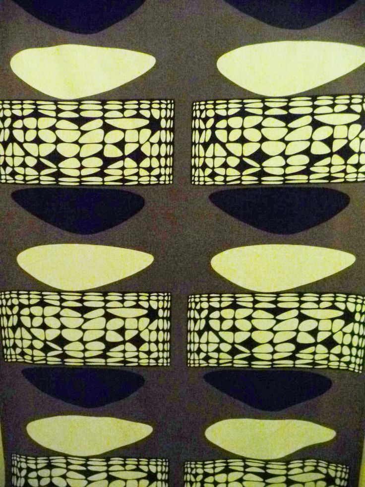 Fashion and Textile Museum: Artist Textiles - Victor Vasarely for Edinburgh Weavers, 1962