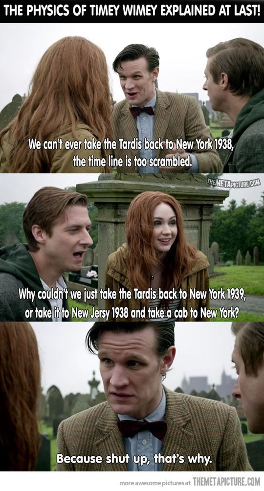 oh doctor...