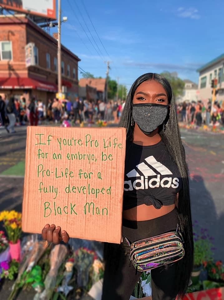 Pin by Mrs. H. on Politics in 2020 | Black lives matter movement ...