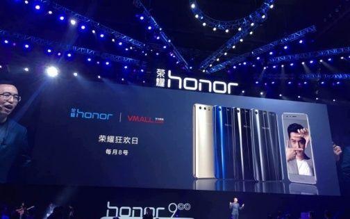 Honor 9'un özellikleri resmen açıklandı!