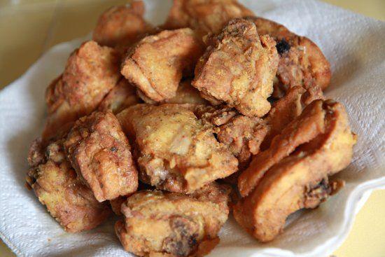 Chicharrones De Pollo Puerto Rican Fried Chicken Recipe Fried Chicken Caribbean Recipes