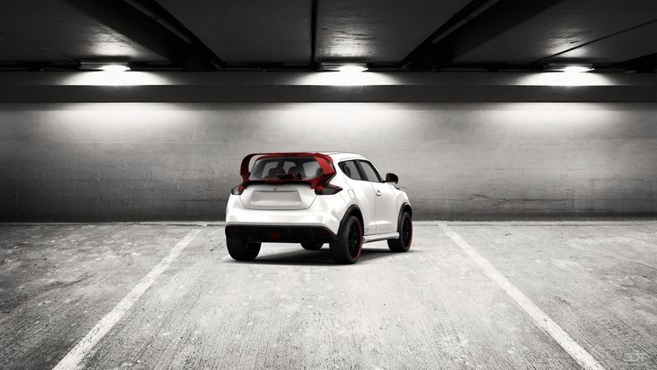 Checkout my tuning #Nissan #Juke 2012 at 3DTuning #3dtuning #tuning