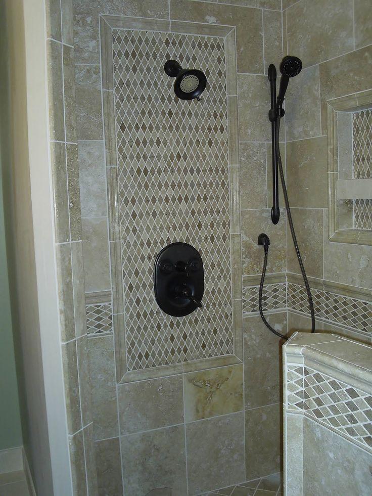 17 Best Images About Tile On Pinterest Travertine Shower
