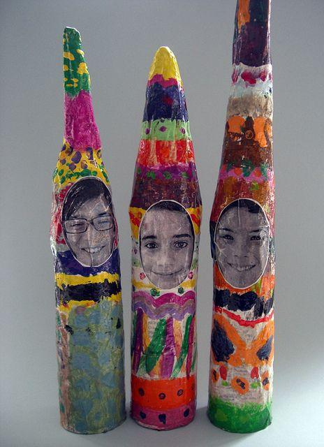 Gnomes by Fem Manuals!, via Flickr