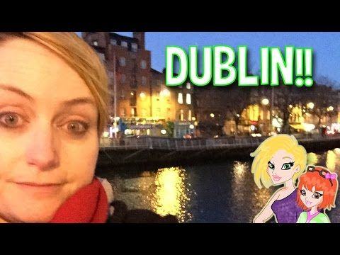 We Are Horrible At Plain Old Vlogging But Mommy Gave It A Shot While She Was In Dublin This Past Week Missed Gracie And Dadd