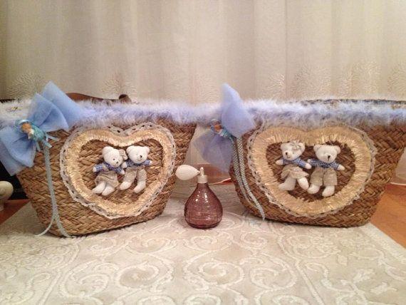 FREE SHIPPING Special Design Basket / Bag For by SecretOfHands, $45.00
