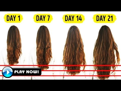 7 Foods You Need to Accelerate Hair Growth | How to Grow Your Hair Faster and