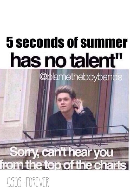 You mess with 5SOS, you have a death wish