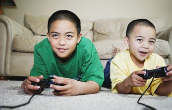 Create an online video game that is both fun and educational at the same time!