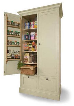 Woodchester Cabinet Makers : Bespoke Freestanding Cabinets and Larders