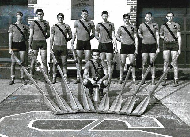 1965 Syracuse University Crew Team #preppysyracuse
