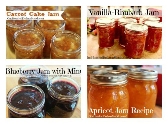 Pear Butter Recipe - Canning 101 | One Hundred Dollars a Month