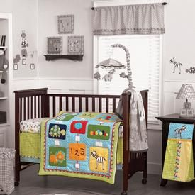 Buy 'Brooklyn' 4-Piece Crib Set Online & Reviews