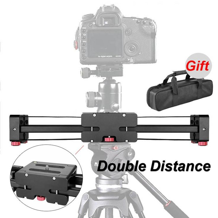 Cheaper US $98.90  New Professional Adjustable DSLR Camera Video Slider Track 520mm Double Distance For Canon Nikon Sony Camera DV Dolly Stabilizer  #Professional #Adjustable #DSLR #Camera #Video #Slider #Track #Double #Distance #Canon #Nikon #Sony #Dolly #Stabilizer  #BlackFriday