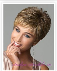 Укладка на короткие волосы, стрижка Пикси | Стрижки и Прически