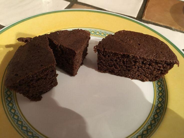 Muffin di amaranto al microonde