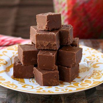 No-Fail Chocolate Fudge | DESSERTS | Pinterest | Chocolate Fudge ...