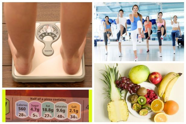 Work it out here — plus check out 12 NHS top tips to help you lose ... Looking for exercises to drop the weight? http://weightlosscentralhq.com has great tips!
