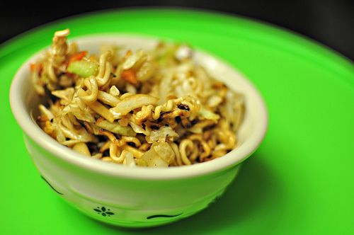 Ramen Cabbage Salad by meghensley, via Flickr
