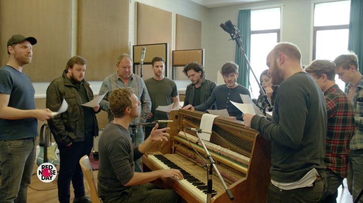 Coldplay's Game of Thrones: The Musical (Full 12-minute version)Game of Thrones: The Musical. For Red Nose Day on NBC, Coldplay and the cast of Game of Thrones join forces for the band's most important project yet: a musical for HBO's Game of Thrones.
